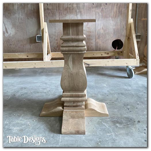See our line of Table Bases
